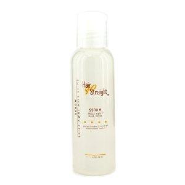 Hair Go Straight Serum Frizz Away Hair Shine 2 OZ