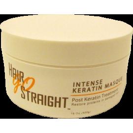 Hair Go Straight Intense Keratin Masque 16 OZ
